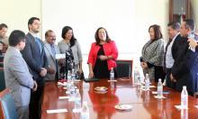 LXI Legislatura entrega donativo a la UASLP