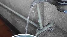 Llamado a incrementar presupuesto para programas de agua potable